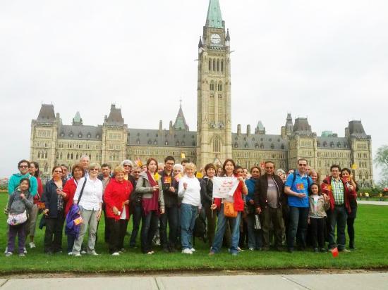 Sinorama Tours Canada