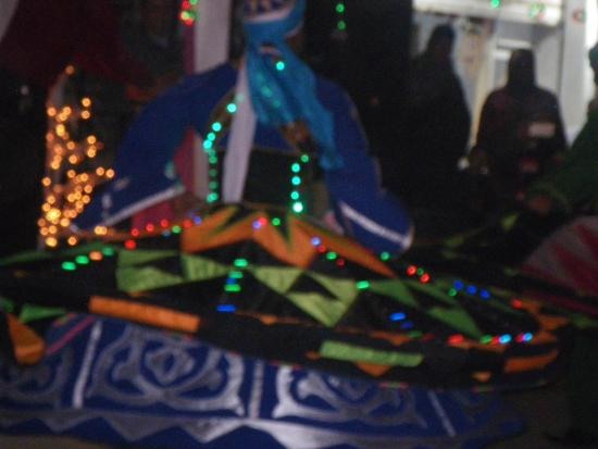 Jewel of the Nile: Tanoura dancer