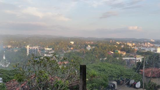 Lady Hill: Uitzicht vanaf mijn balkon