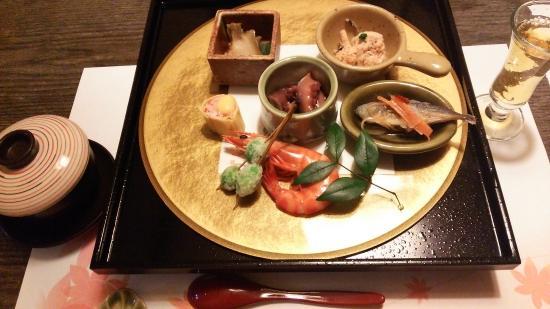 Ryoteikaiseki Soga: ステキなお食事