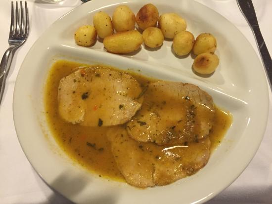 Holiday Inn Turin City Center: This is dinner