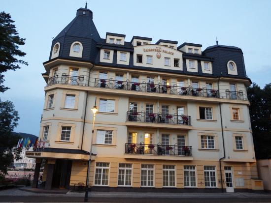 Spa Hotel Cajkovskij: Отель