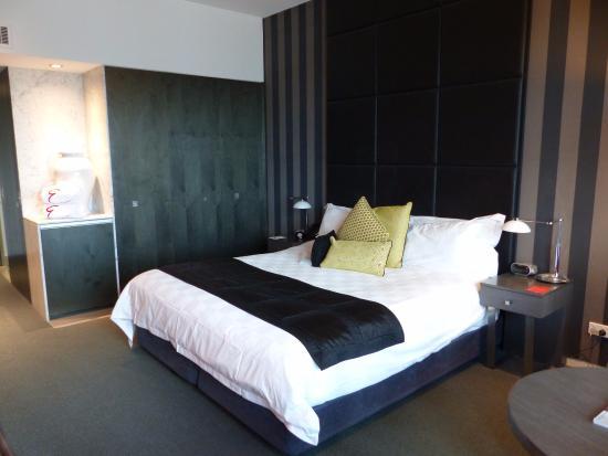 โรงแรมเอ็มโพเรียม: View of the room