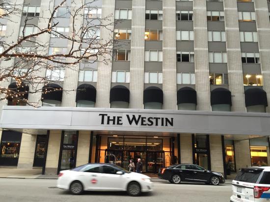 Picture of the westin michigan avenue chicago for Avenue hotel chicago