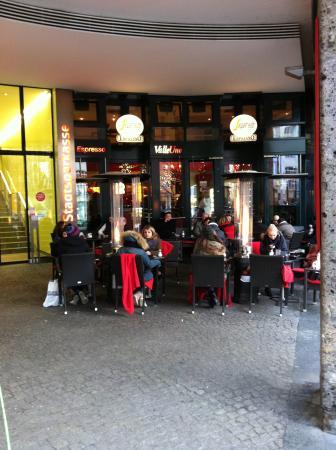 Espresso Valleuno: Ansicht von außen