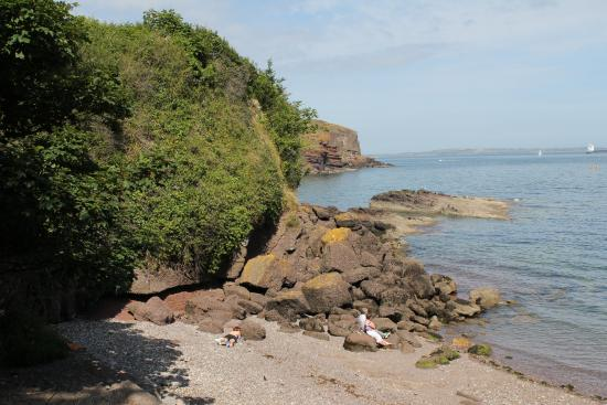 Dunmore East, Irlanda: Badger's Cove