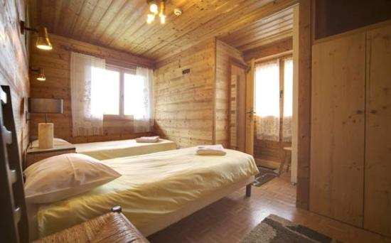 Chalet Seigneurie: Bedroom