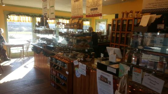 Hadley, MA: Shelburne Falls Coffee Roasters