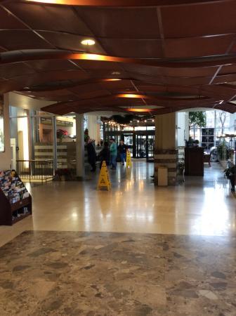 BEST WESTERN PLUS Robert Treat Hotel: Lobby