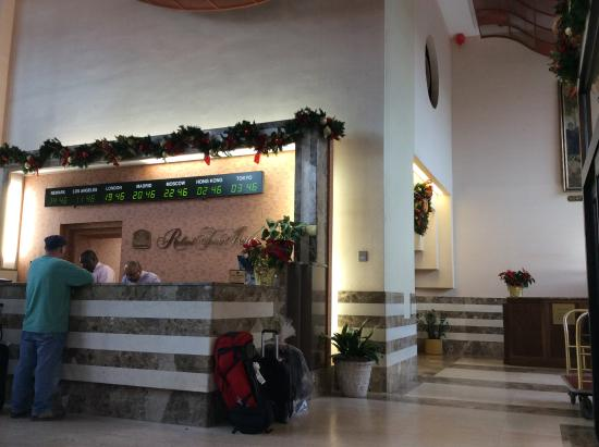 BEST WESTERN PLUS Robert Treat Hotel: Reception