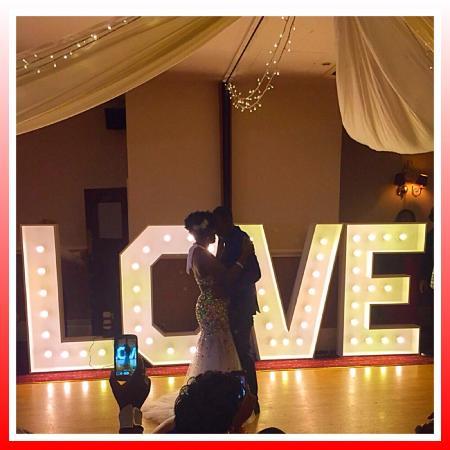 Chislehurst hotel wedding