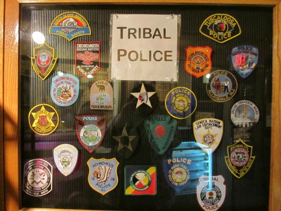 Frisco, NC: Police patches