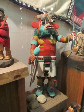 Frisco, NC: Kachina Dolls