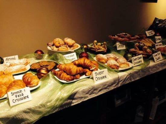 Adirondack Coffee: Great Pastries!