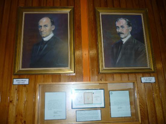 Kill Devil Hills, Carolina del Norte: the Wright Brothers