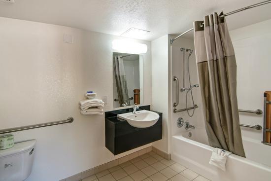 Euless, Τέξας: Bathroom