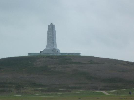 Kill Devil Hills, Carolina del Norte: Wright Brothers monument
