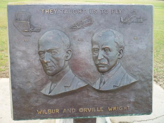 Wright Brothers National Memorial: the Wright Brothers