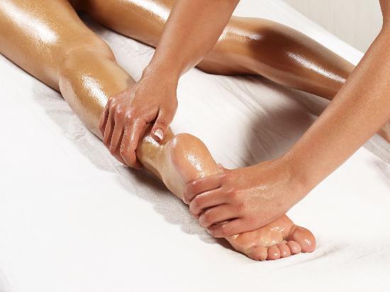 G-Massage jambe