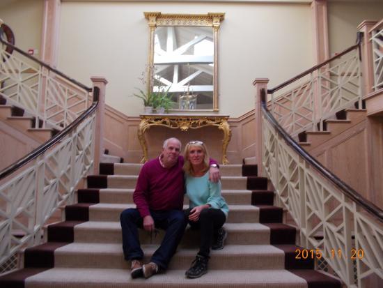 Furbo, Irlanda: Main Stairs