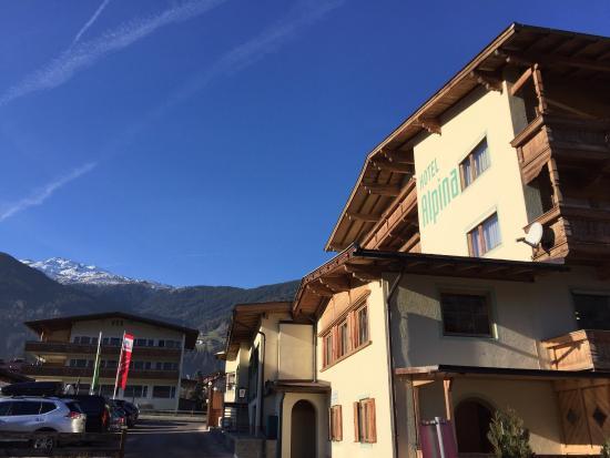 Bewertung Hotel Alpina Ried Zillertal