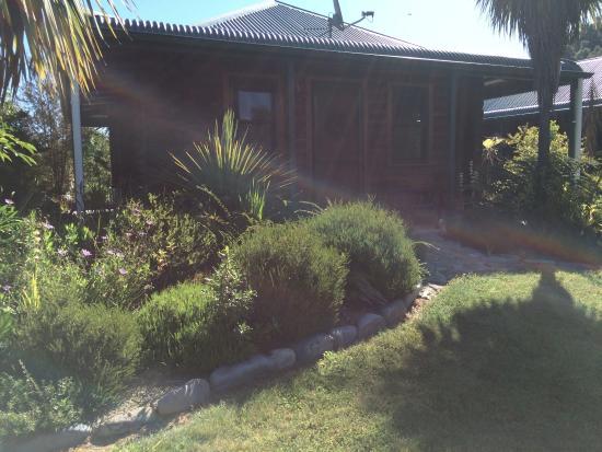 Murchison, Yeni Zelanda: Private Guest Cabin