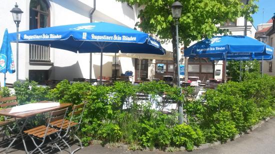 Schongau, Germania: ein Sommertag