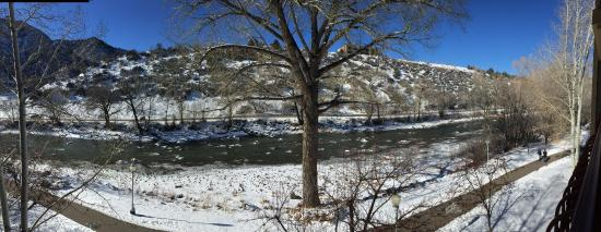 DoubleTree by Hilton Durango: Amazing View from our room!
