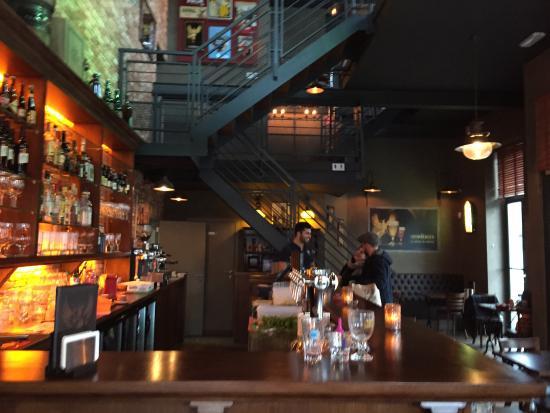 Interieur picture of le bistro brussels tripadvisor for Interieur restaurant