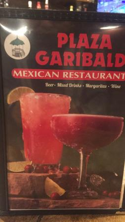 Redwood Falls, MN: Variety of drinks with a full menu