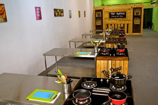 The Dapur Cooking Art Studio