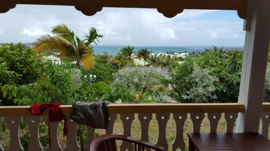 Hotel La Plantation: Our view from the room
