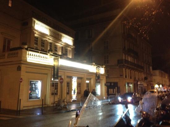 Théâtre Hébertot/Petit Hébertot