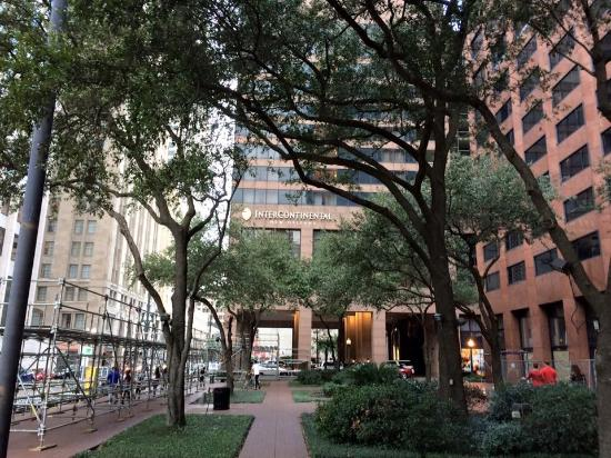 Street View Picture Of Intercontinental New Orleans New Orleans Tripadvisor