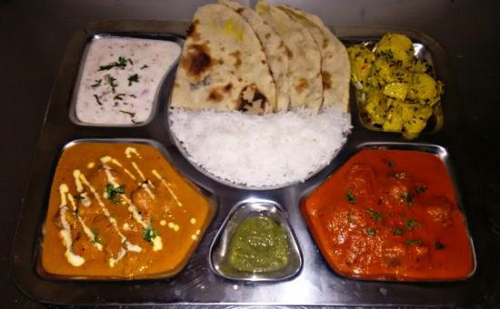 Restaurante Reet Namaste