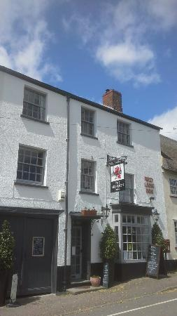 Red Lion Inn, Sidbury