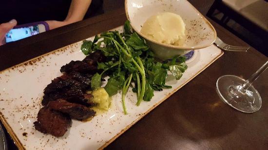 Cedar + Stone, Urban Table: Skirt Steak