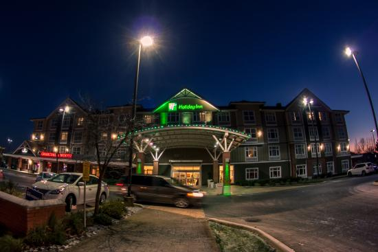 Holiday Inn Hotel & Suites Surrey East - Cloverdale: Xmas at the hotel in surrey