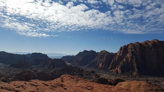 Ivins, UT: Morning in Snow Canyon