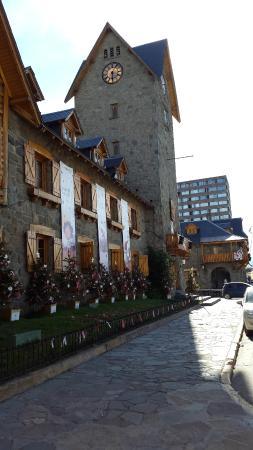 Centro Civico Con Adornos Navidenos Picture Of Centro Civico San - Centro-navideos
