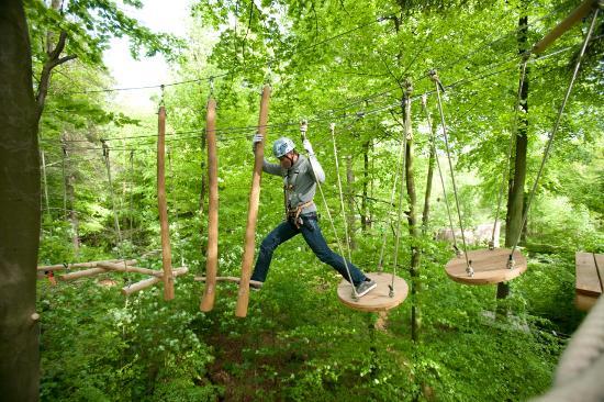 Outdoor activities-kletterwald hamburg