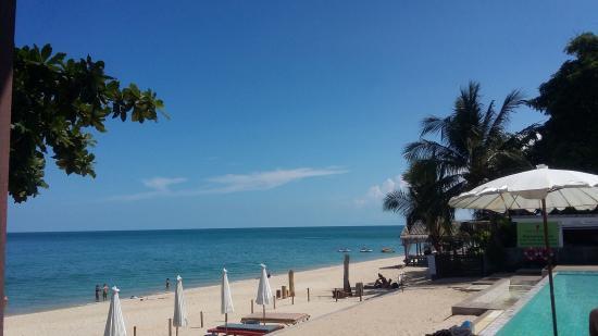 Lamai Wanta: la superbe plage