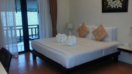 Lamai Wanta: chambre confortable et propre