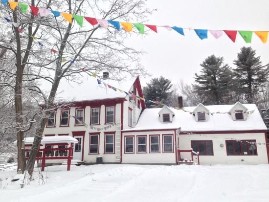 Barnet, VT: Our main facility in the Winter