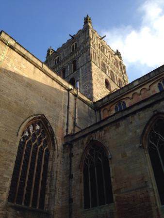 Tewkesbury Abbey: photo1.jpg