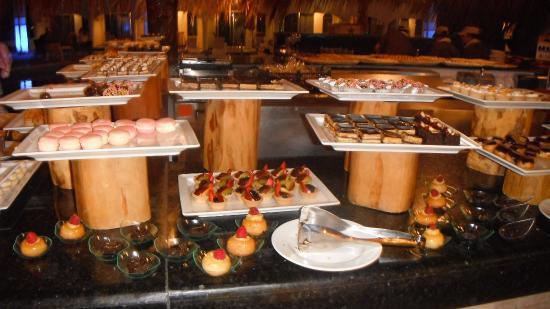 the health bar was converted to a dessert buffet for the new year s rh tripadvisor com sg