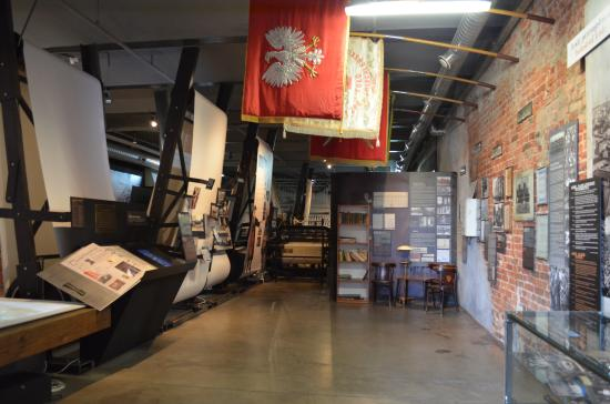 Museum of the Factory : Müze