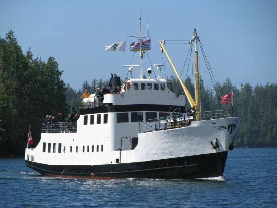 Lady Rose Marine Services: MV Frances Barkley