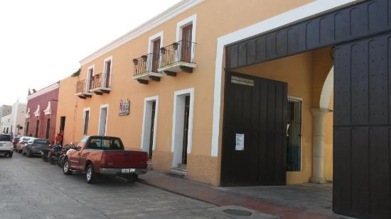 El Meson del Marques: Reception and main entrance