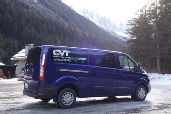 Chamonix Valley Transfers